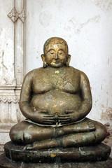 fat buddha statue