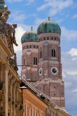 Munich Cathedral - Frauenkirche