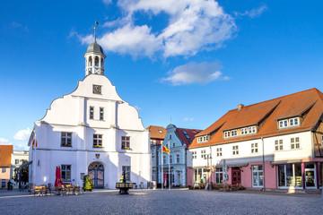 Rathaus Wollgast