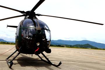 戦闘ヘリコプター