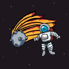 astronaut design