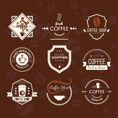 Coffee Shop Logo Collection