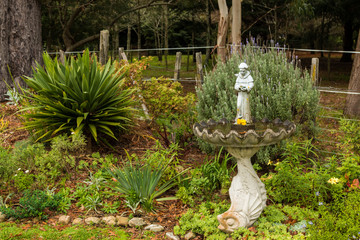Monk Garden