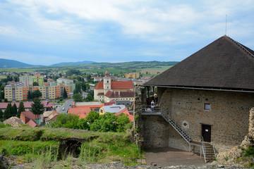 Castle, Filekovo, Slovakia