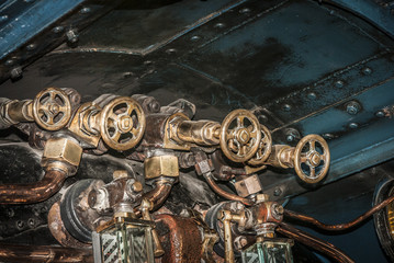 Steam Engine Valves