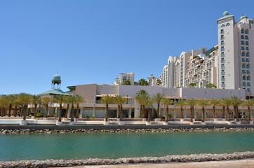 Cityscape of Eilat, Israel