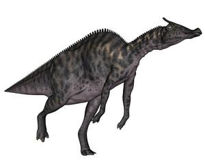 Saurolophus dinosaur - 3D render