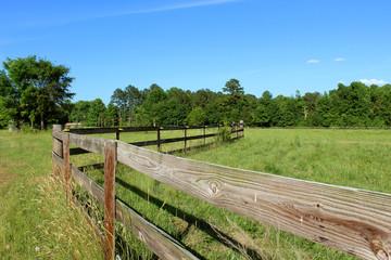 farm wooden fence (a)