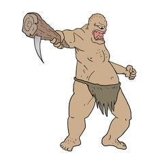 big ogre