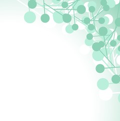 Green art cover