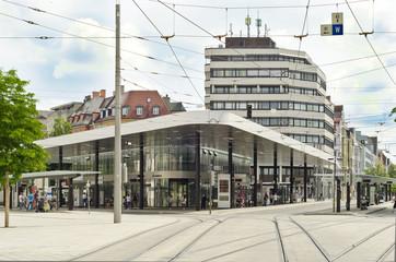 Augsburg Königsplatz
