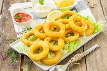 Calamari italian style