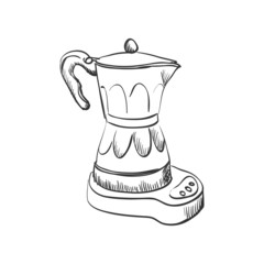 doodle coffee maker