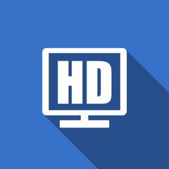 hd display flat icon