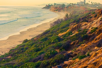 Wall Mural - California Ocean Vista