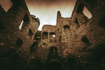 Castle Ruins in Poland