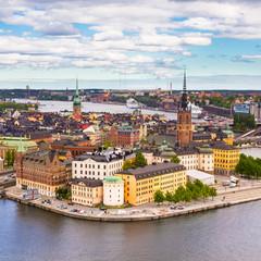 Gamla stan, Sweden, Scandinavia, Europe.