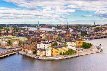 Gamla stan, Sweden, Scandinavia, Europe.