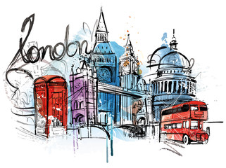 London City Sketch