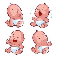 Baby toddler set