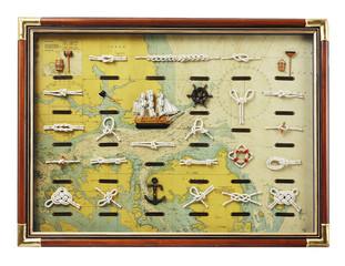 sailor knots frame