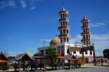 Mosque in Thailand
