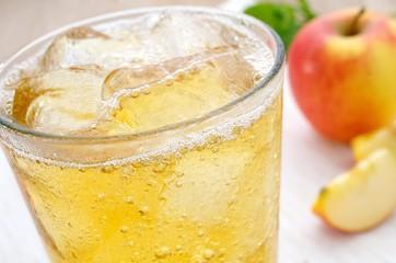 Apfelsaftschorle