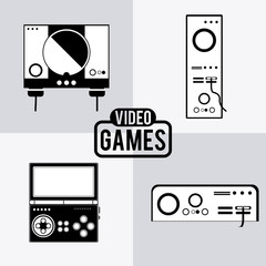 Video games design