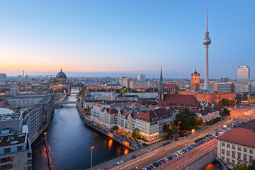 Printed roller blinds Berlin Berlin