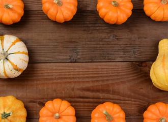 Pumpkin Gourd Frame