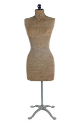 Front View Dress Form