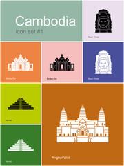 Icons of Cambodia