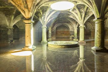 Wall Mural - Portuguese Cistern in El Jadida, Morocco