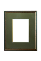 Square vintage art picture frame