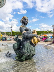 Fountain on Place Concorde