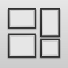 Vector Picture Frames
