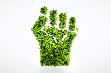 Eco revolt sign