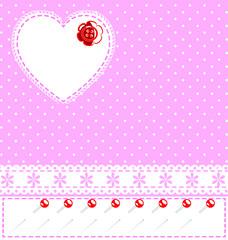 pink sewing fantasy