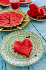 Watermelon - the delights of watermelon, summer party