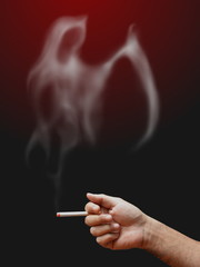 stop smoking kills desease by online prevention