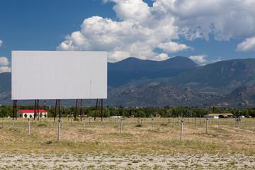 Drive in movie theater in Buena Vista CO