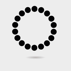 circle preloader icon