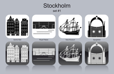 Icons of Stockholm