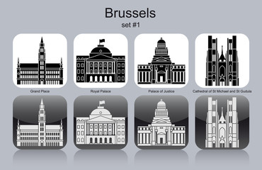 Icons of Brussels