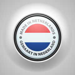 Made In Netherland