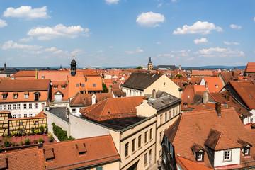 Über den Dächern von Bamberg 01