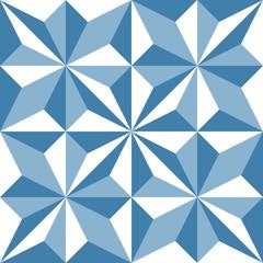 Seamless vector illustration. Mosaic.