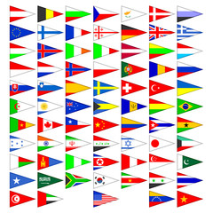 Flags of the countries of the world