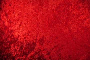 Red Velvet Holiday Background crushed red velvet for Christmas and Valentine's Day themes.