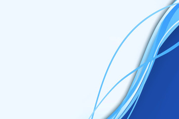 Abstract blue background 10